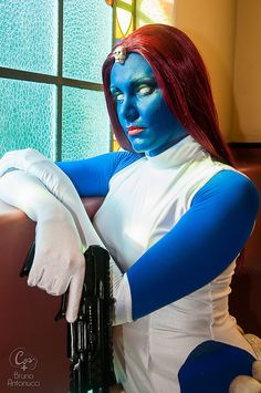 Mystique (X-men) - Anime Dreams 2014