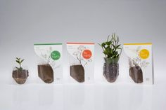 Pretty packaging By.herb (Student Project) on Packaging of the World - Creative Package Design Galle