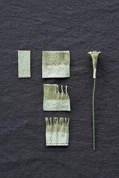 Paper Hellebore Tutorial by Kate Alarcón – Design*Sponge