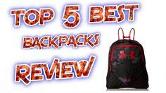 Top 5 Best Sackpacks 2017