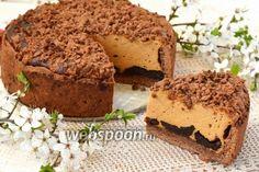Cheese Cake Rezept Kochen Ideas For 2019 Cheesecake Bites, Cheesecake Recipes, Dessert Recipes, Russian Desserts, Russian Recipes, Cheese Snacks, Best Cheese, Sweet Pastries, Sweet Cakes