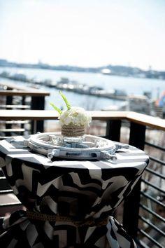 • boutique events • groom's lounge • nautical theme • four seasons •