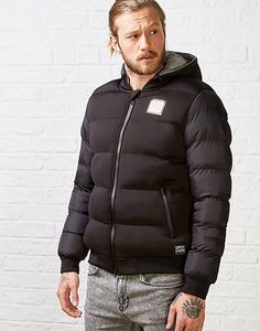 #ARKMENS The Supply & Demand Tear Puffa Jacket is spot on for aw15