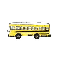 Still love this bus illustration from the multi-talented that we use for thank you cards. by tinybuscollective School Bus Drawing, Cartoon School Bus, Bus Art, Yellow Umbrella, Tina Fey, Vw Camper, Vw Bus, City Illustration, Vinyl Wall Art