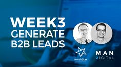 Watch on Youtube here: How To Use Linkedin For Sales - Marketing Automation Network - Week 3>. Via Man Digital Videos
