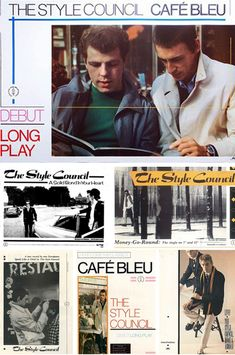 SUBBACULTURE_STYLE COUNCIL4 Skinhead Reggae, Uk Culture, The Style Council, Paul Weller, Mod Fashion, Steve Mcqueen, The Man, Respect, Album