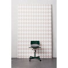 Ferm Living Harlequin Rose Wallpaper - Ferm Living from eggcup