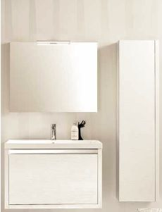 Inda clever vanity furniture. Create your bathroom style with modular bath furniture.