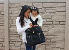Newlie Louise Backpack Diaper Bag  newlie.com