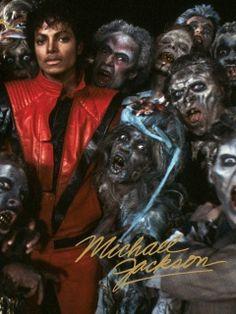 Michael Jackson Thriller.