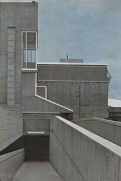 cumbernauld new town domus, 1967