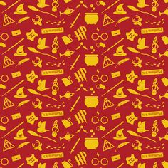 Pastel Potter -  Red
