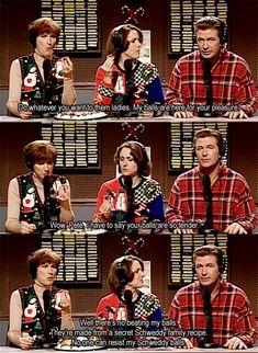 Favorite SNL Christmas skit EVER!