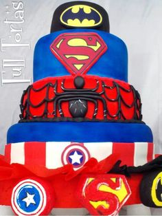 LMAO this might make Rocco happy only he likes EVERY superhero