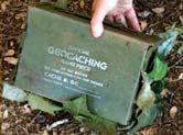 Geocaching--sounds fun!