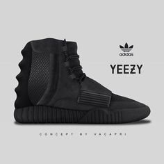 Adidas high top sneakers. Yeezy