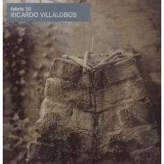 【Ricardo Villalobos】Fabric 36 [CD, Import]