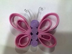 Discover recipes, home ideas, style inspiration and other ideas to try. Foam Crafts, Craft Stick Crafts, Diy And Crafts, Crafts For Kids, Arts And Crafts, Paper Crafts, Paper Quilling Designs, Quilling Patterns, Quilling Cards