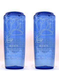 BiFacil Double Action Eye Makeup Remover 17 FL OZ Each Lot of 2 by Lanc0me ** Learn more by visiting the image link.