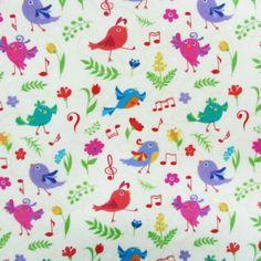 Especial Passarinhos Cantantes (50 cm x 1,50 m)