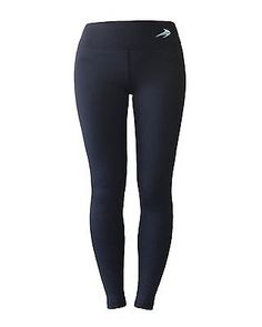c4c302e42a02d Womens Compression Pants Black - L Best Full Leggings Tights for Running Yoga  Women's Sports Leggings
