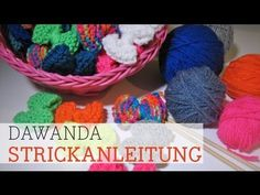 DaWanda: Anleitung für Strick-Schleife   Für Sie