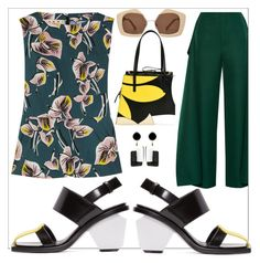 """""""Marni Styling"""" by clairecoloursme on Polyvore featuring Marni"""