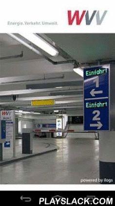 WVV Parken  Android App - playslack.com , Die Würzburger Stadtverkehrs-GmbH, ein Tochterunternehmen der Würzburger Versorgungs- und Verkehrs-GmbH (WVV), stellt in Würzburg und weiteren Städten eine große Zahl an Parkflächen zur Verfügung. Eines der wichtigsten Ziele der WVV ist es, den Parkplatzsuchverkehr im innerstädtischen Verkehr und damit den Schadstoffausstoß durch PKWs zu verringern. Mit Hilfe der neuen App können Sie auch unterwegs sofort online einen Überblick über Standorte, den…
