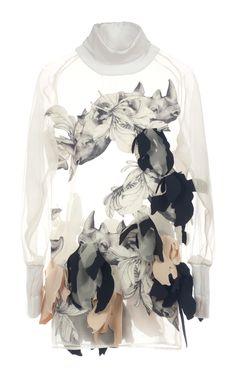 Tundra Dress by IOANA CIOLACU Now Available on Moda Operandi