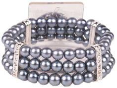 Duchess Flower Bracelet-Sterling | DU1207