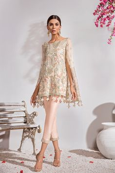 Buy Pakistani Wedding Party Dresses - Wedding Dress - Pakistani Wedding Dresses With Thread Work Buy Pakistani Wedding Party Dresses - Wedding Dress - Pakistani Wedding Dresses With Embroidered Work of Multi Color Threads in USA, UK, Can Pakistani Party Wear Dresses, Asian Wedding Dress, Indian Party Wear, Pakistani Wedding Dresses, Pakistani Dress Design, Pakistani Outfits, Event Dresses, Wedding Party Dresses, Designer Wedding Dresses