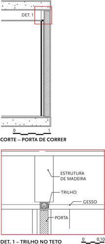 Especificação de portas de madeira para residências seguindo critérios de desempenho | aU - Arquitetura e Urbanismo