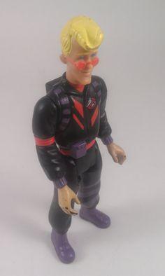 Ghostbusters Egon Spengler Action Figure 1984