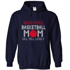 Basketball mom ჱ will shout loudly Danger ! Basketball mom will shout loudly Danger! Basketball mom will shout loudly, basketball mom, basketball, sports Basketball Mom, Softball Mom, Basketball Shirts, Hockey Mom, Soccer, Basketball Outfits, Ice Hockey, Lacrosse, Sports Shirts