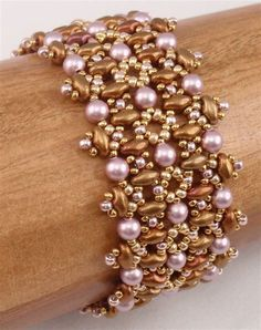 Image result for Super Duo Bead Tutorials