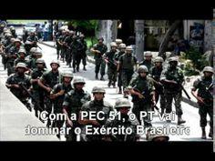 A PEC 51 do PT é a instauração do comunismo no Brasil.