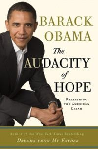 The Audacity of Hope.- Just finished this too, I wish I had listened to Dreams of my Father instead.  This was pretty clearly gearing up for his 2008 Presidential run, I would have liked to learn more about his personal history.