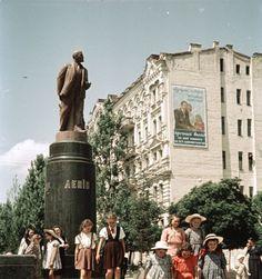 Советский Киев 50 - е годы