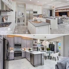 Buildyourdreamhome At Valenciacay We Value Your Opinion Which Kitchen Design Would You