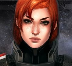 Shepard close-up by kate-n-bd