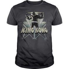 King Kong 8th Wonder T Shirts, Hoodies. Check Price ==► https://www.sunfrog.com/Movies/King-Kong-8th-Wonder-.html?41382
