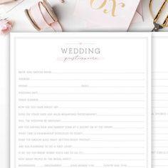 Wedding Photography Checklist template Wedding photographer | Etsy Wedding Questionnaire, Questionnaire Template, Wedding Photographer Checklist, Wedding Checklist Template, Orchid Wedding Cake, Wedding Photography Contract, Templates, Silhouette Cameo, Etsy