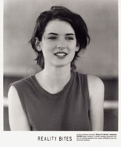 Winona Ryder, so fresh and young.