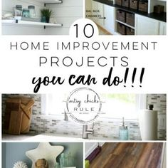 DIY Faux Shiplap (get the look without the expense!) This post may contain affiliate links. Please see Installing shiplap in your home shouldn't be exhaustive OR expensive! Learn how we did ou Home Improvement Companies, Home Improvement Contractors, Home Improvement Tv Show, Home Improvement Loans, Home Improvement Projects, Home Projects, Kitchen Island Makeover, Diy Kitchen Island, Kitchen Tile