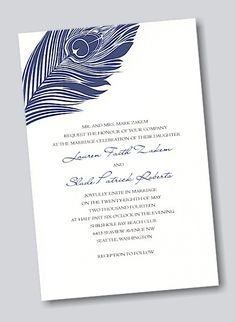 Create Your Own Wedding Invitation Suite 47