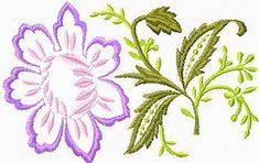 Small Flower Embroidery Designs   Floral Embroidery Designs. Unique And Original Flower Embroidery