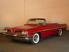 1961 PONTIAC BONNEVILLE CONVERTIBLE - Barrett-Jackson Auction ...