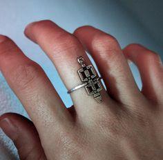 Congo ring from www.rellikjewelry.com