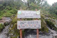 Pos 2 Jalur Pendakiaan Gunung Merapi via Selo