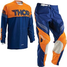 2016 Thor Phase Kids Kit Combo - Hyperion Navy Orange